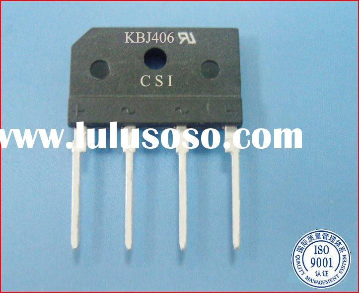 KBJ406/KBJ4J Bridge Rectifier / Diode Bridge