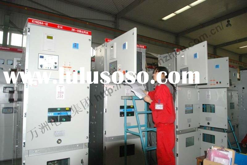 KYN28-12 indoor high voltage power distribution electrical panel