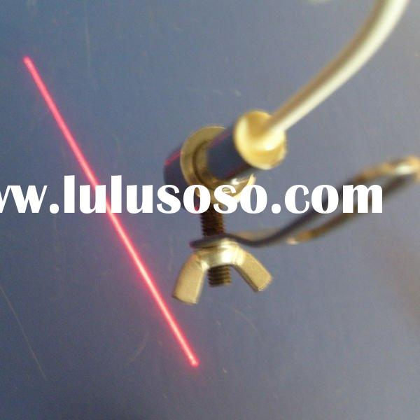 LED fabric cutting machine laser light