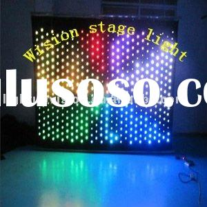 Led Curtain Fabric