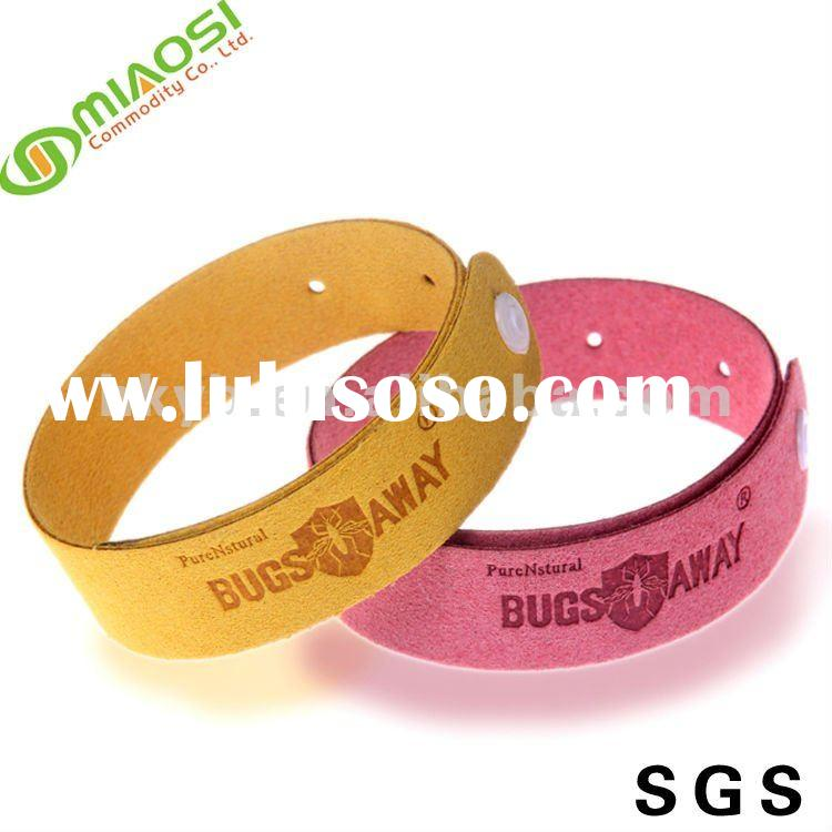 MR-243 Summer Product! Insect repellent wristband/ anti mosquito repellent bracelat,BUGSLOCK