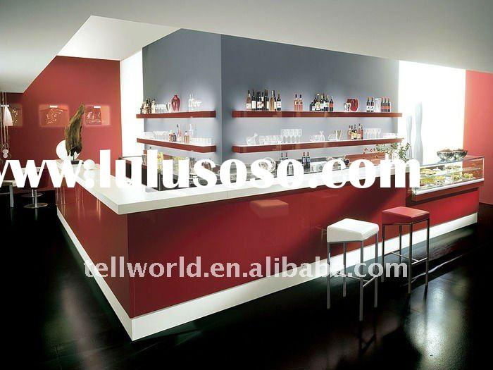 Modern design Commercial Wine Bar counter,nightclub bar counter