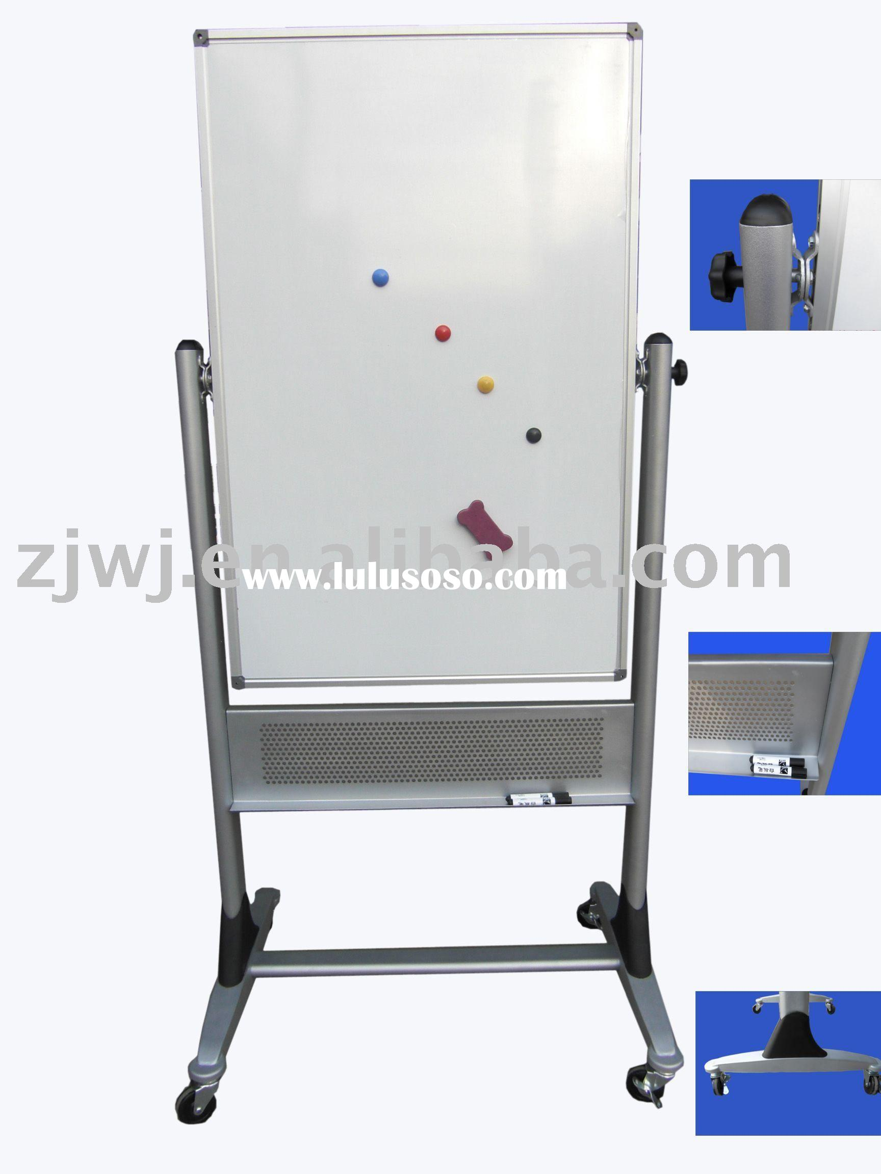Movable white board,whiteboard,magnetic whiteboard,dry erase board with stand