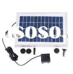 New Solar Garden Fountain Pumps From ShenZhen Kelom Technology Co.,Ltd 2012