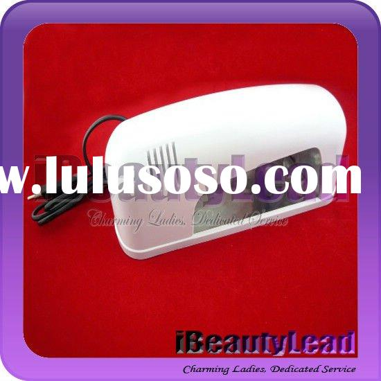 New style 9W led uv lamp gel nail art dryer polish lamp light