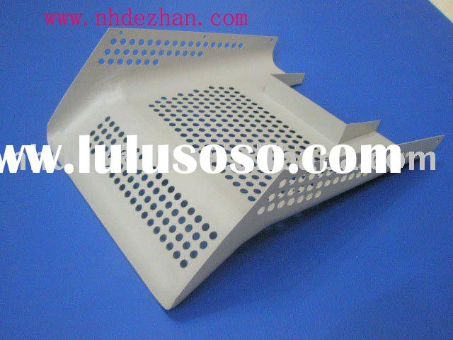 OEM customed high precision sheet metal fabrication CNC stamping parts Trailer Parts