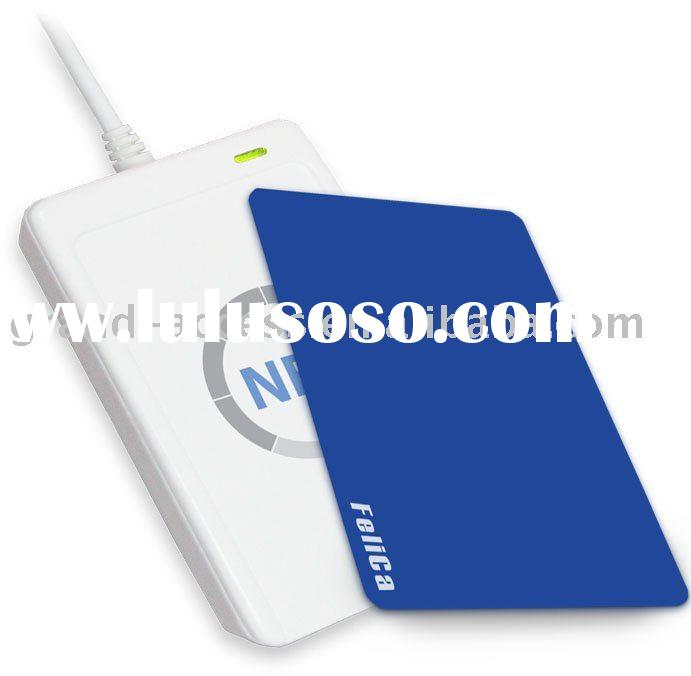 PC-linked Contactless IC NFC Smart Card Reader Writer of USB Type