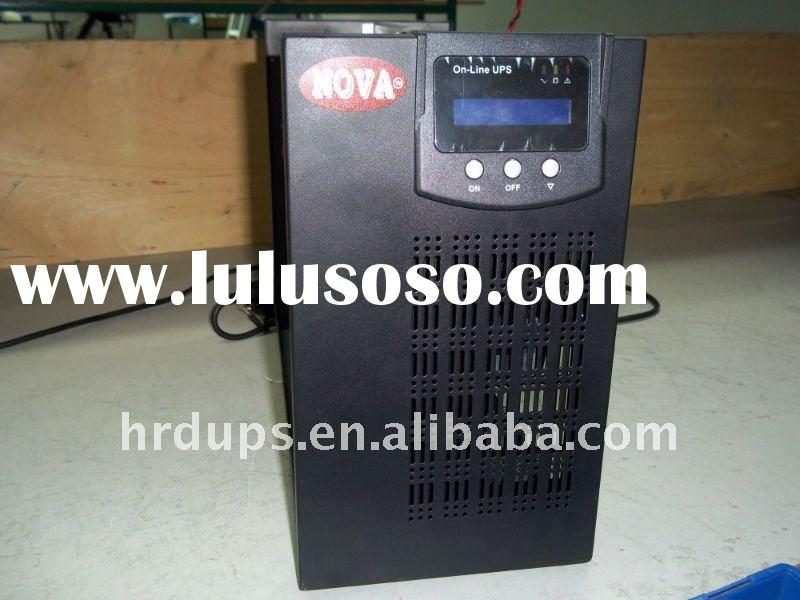 PM Series Online HF Green Power UPS 5Kva/4kw / uninterrupted power supply