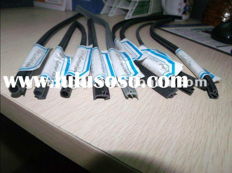 PVC or EPDM Rubber Seal Strip for UPVC/Aluminium door and window