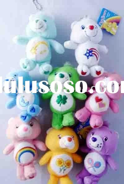 Power Seller +4 inches care bear plush doll A916 on sale & Drop shipping