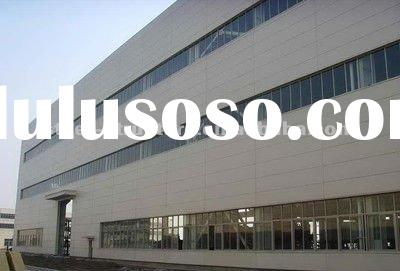 Prefabricated Industrial Steel Structure Building