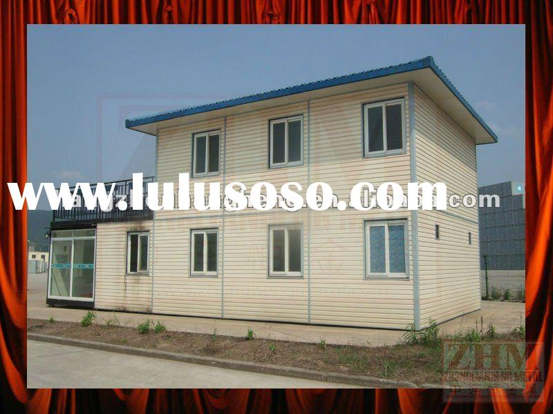 Prefabricated Steel Container Accommodation House