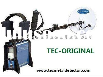 Professional TEC-GPX4500 Gold Metal Detector Long Range with LCD displayer