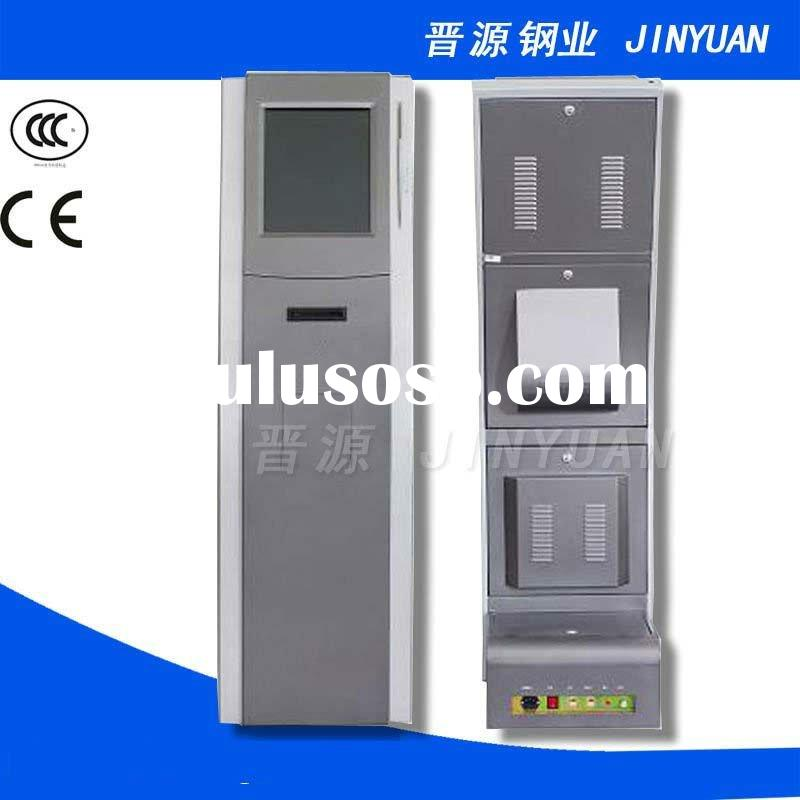 QME0003 Electronic Queue Management System case, JINYUAN sheet metal fabrication OEM ODM
