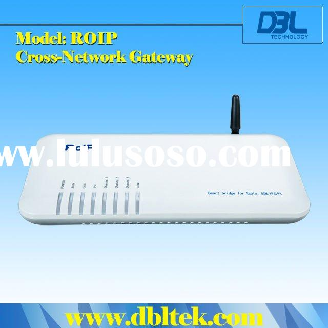 RoIP Radio Repeater Gateway RoIP-302