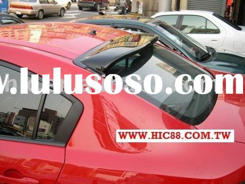 Roof Visor,Rear Window Sun Visor, Auto accessories for Mazda 3