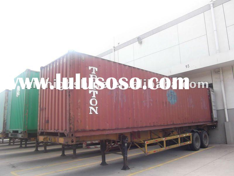 Second hand 40 feet marine container for sale