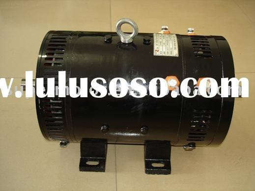 Electric Series Dc Motor Vehicle Electric Series Dc Motor