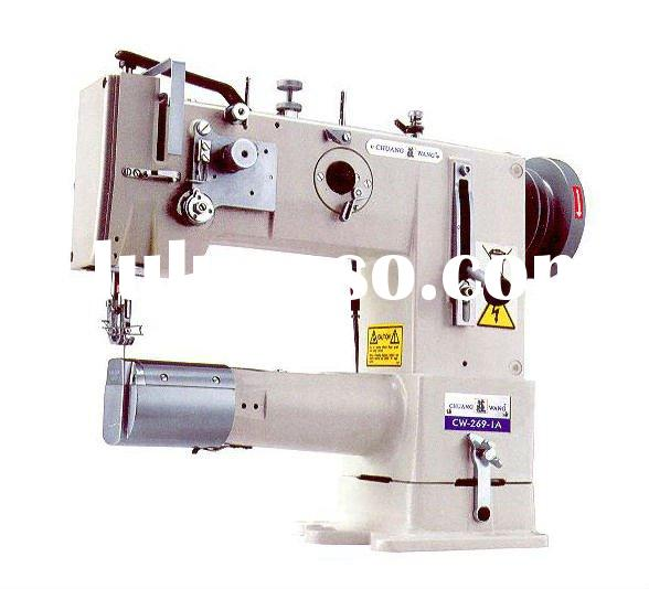 Single-needle Lock stitch Free-arm Cylindrical Industrial Sewing Machine