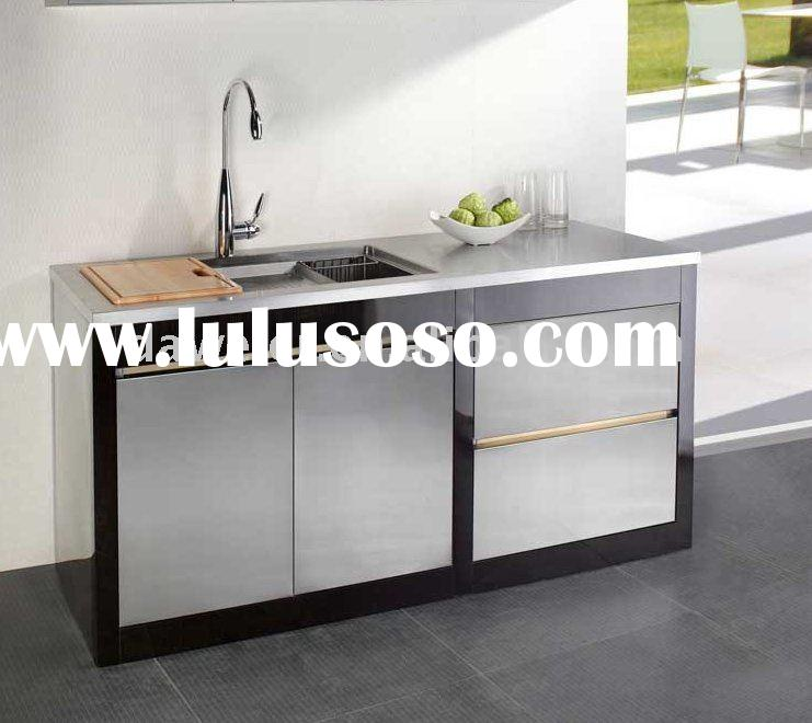 Stainless Steel Modular Kitchen Cabinets: Stainless Steel Cabinet Kitchen, Stainless Steel Cabinet
