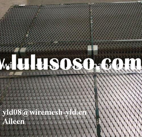 Standard Expanded Metal/Low Carbon Steel Expanded Metal Mesh