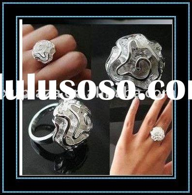 Stunning Fashion 925 sterling silver EP Ring