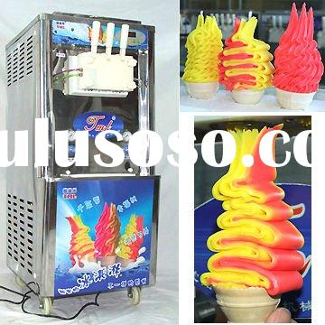 The 2012 newest TML brand commercial soft serve ice cream machine