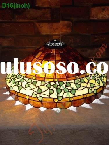Tiffany Stained Glass Lamp Shade-LS16T000425