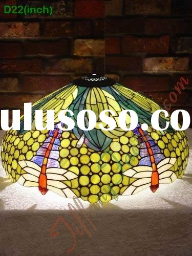 Tiffany Stained Glass Lamp Shade-LS22T000037