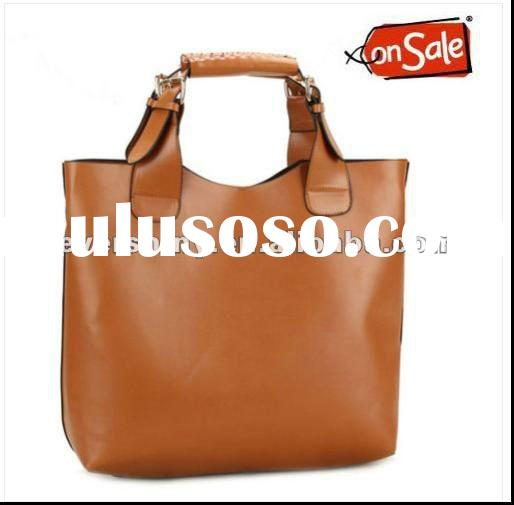 Vintage Celebrity Tote Shopping Bag It bag handbags 2012 Brand New Yellow Pu Leatherlatest bag and h