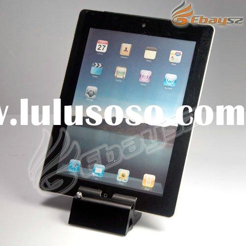 Wholesales aluminium alloy Adjustable Angle Frame Mount Bracket Cradle Stand Holder for iPad, P1000,