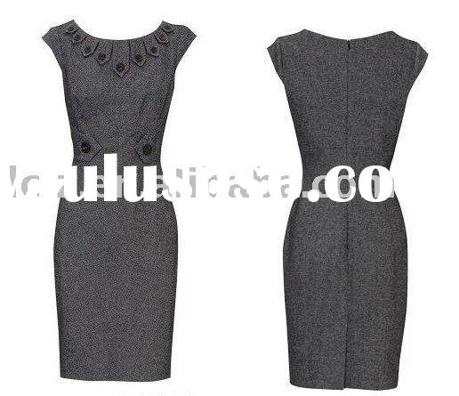Women's Formal Fashion Dress DK235