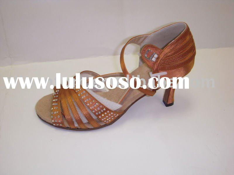 Women's High quality Latin Shoes #6020