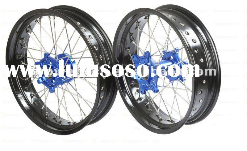 Yamaha Supermoto spoke wheel