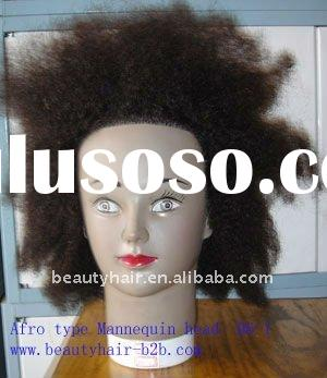 african mannequin head,Training head, training mannequin heads