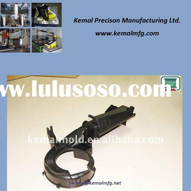 auto part mould injection moulding plastic parts