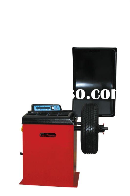 auto tire repair equipment-car wheel balancer
