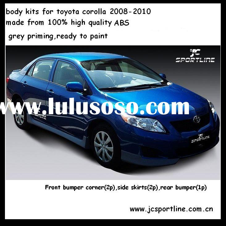 body kit/ fiberglass body kit/auto body kit for corolla