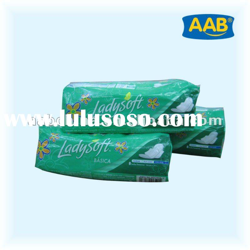 brand sanitary napkins with high quality and low price