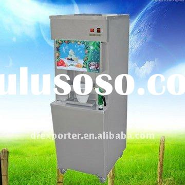 chinese popular fruit nuts ice cream machine with CE certificate