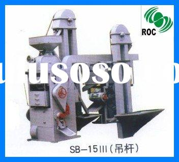 complete set rice mill equipment SB-15III