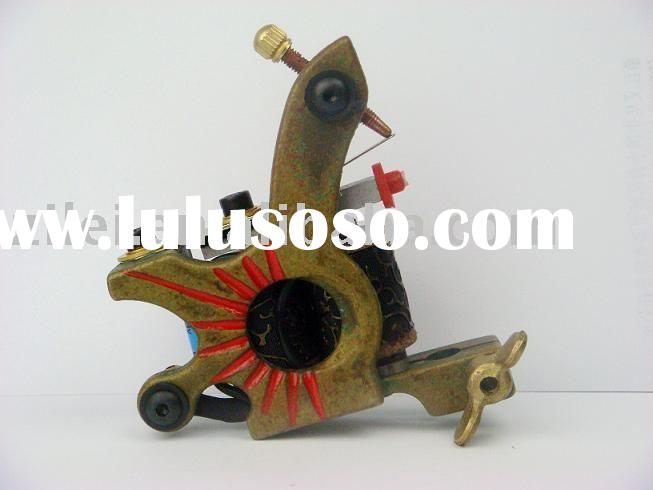 copper machine,damascus tattoo machine,cuprum tattoo machine