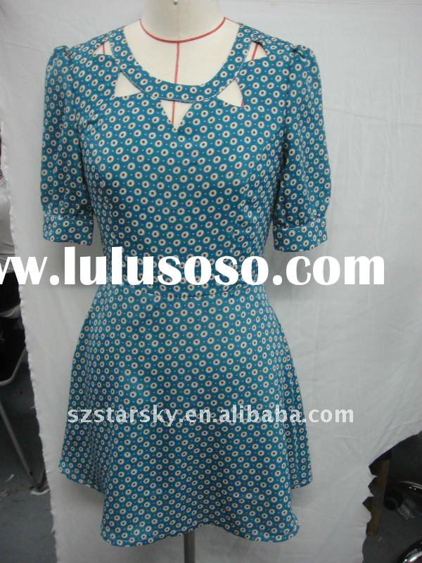 cute summer dresses 2011 summer dress casual dresses MU8515