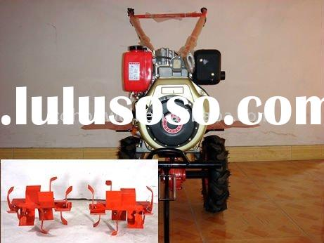 diesel engine power tillers, multi cultivator /hoes/Sprayer