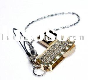 fashion usb flash drive key chain