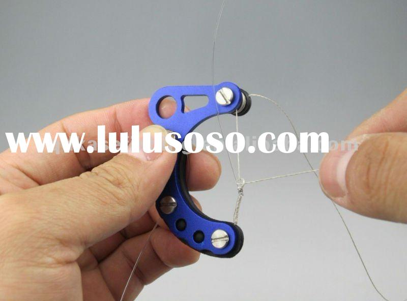Knot tying fishing hooks knot tying fishing hooks for Tying a fishing lure