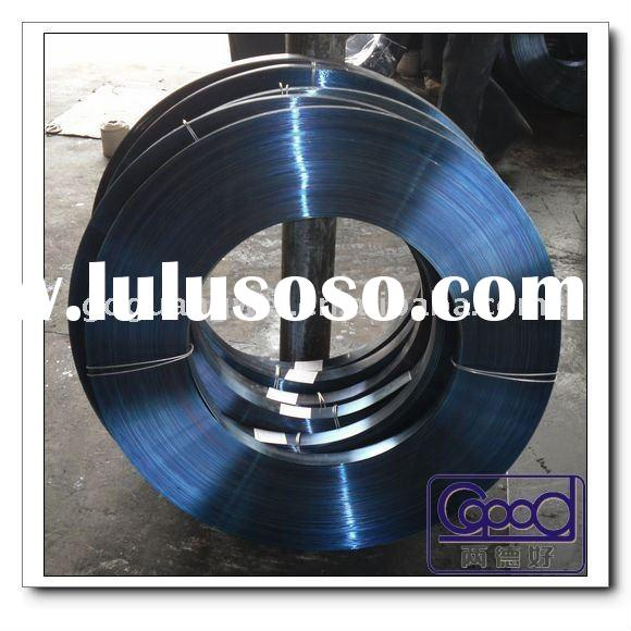 hardened and tempered steel strip for rolling shutter door spring