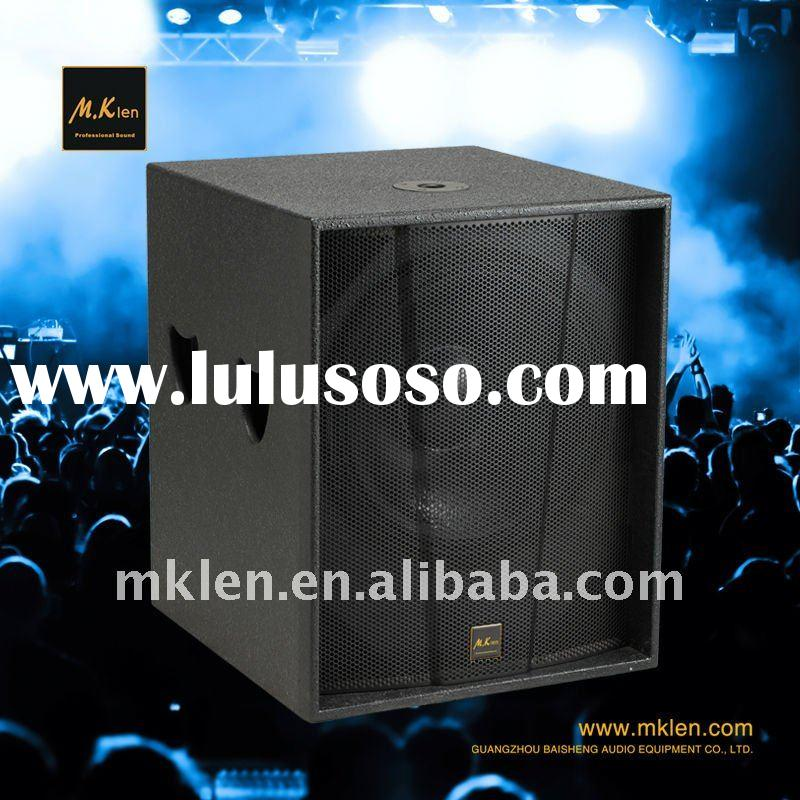 high proformance disco sound,500W dj sound,pro sound system