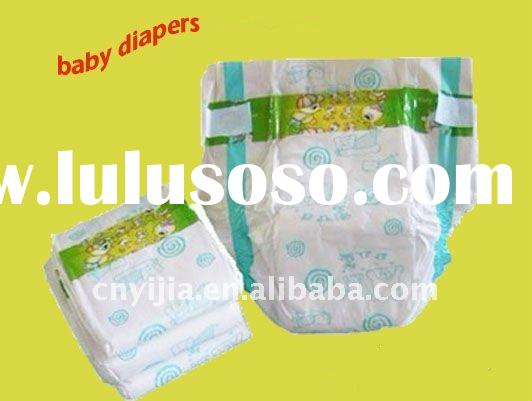 high quality disposable baby diapers with cheap price