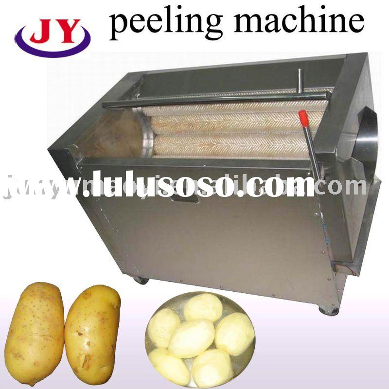 high quality stainless steel automatic potato peeler